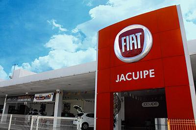 Ofertas Fiat em Feira de Santana - Novos, Peças e Serviços