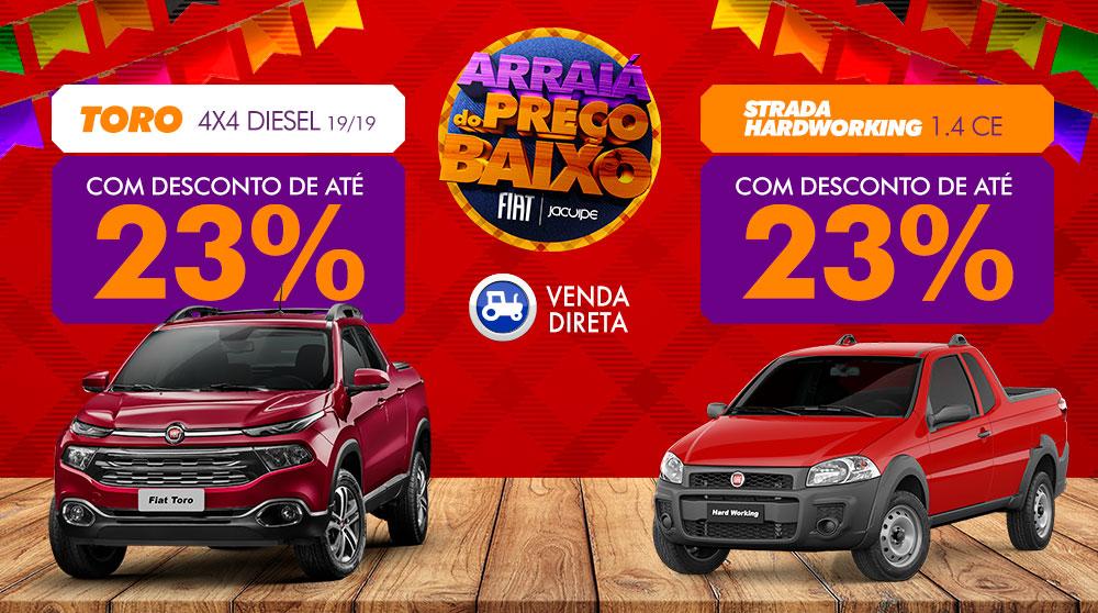 Jacuípe Fiat Venda Direta